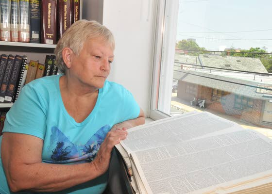 Somers Point Library branch manager 'Miss Mary Jane' retires after 35 years