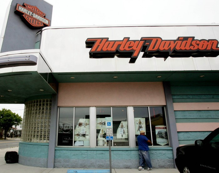 Harley-Davidson stores in Millville, Wildwood close without warning on