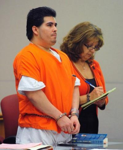 Marrero in court