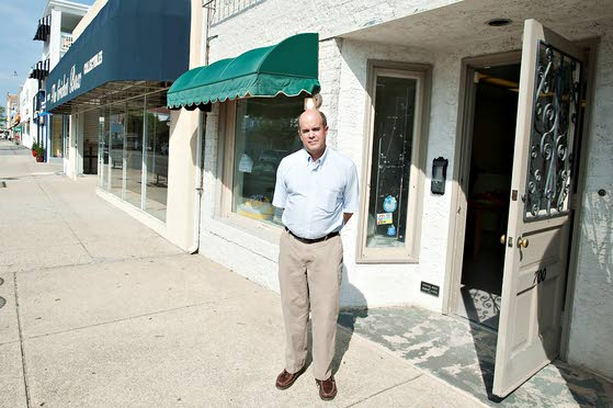 Storm helps change business model for Alma Taylor shop in Ocean City