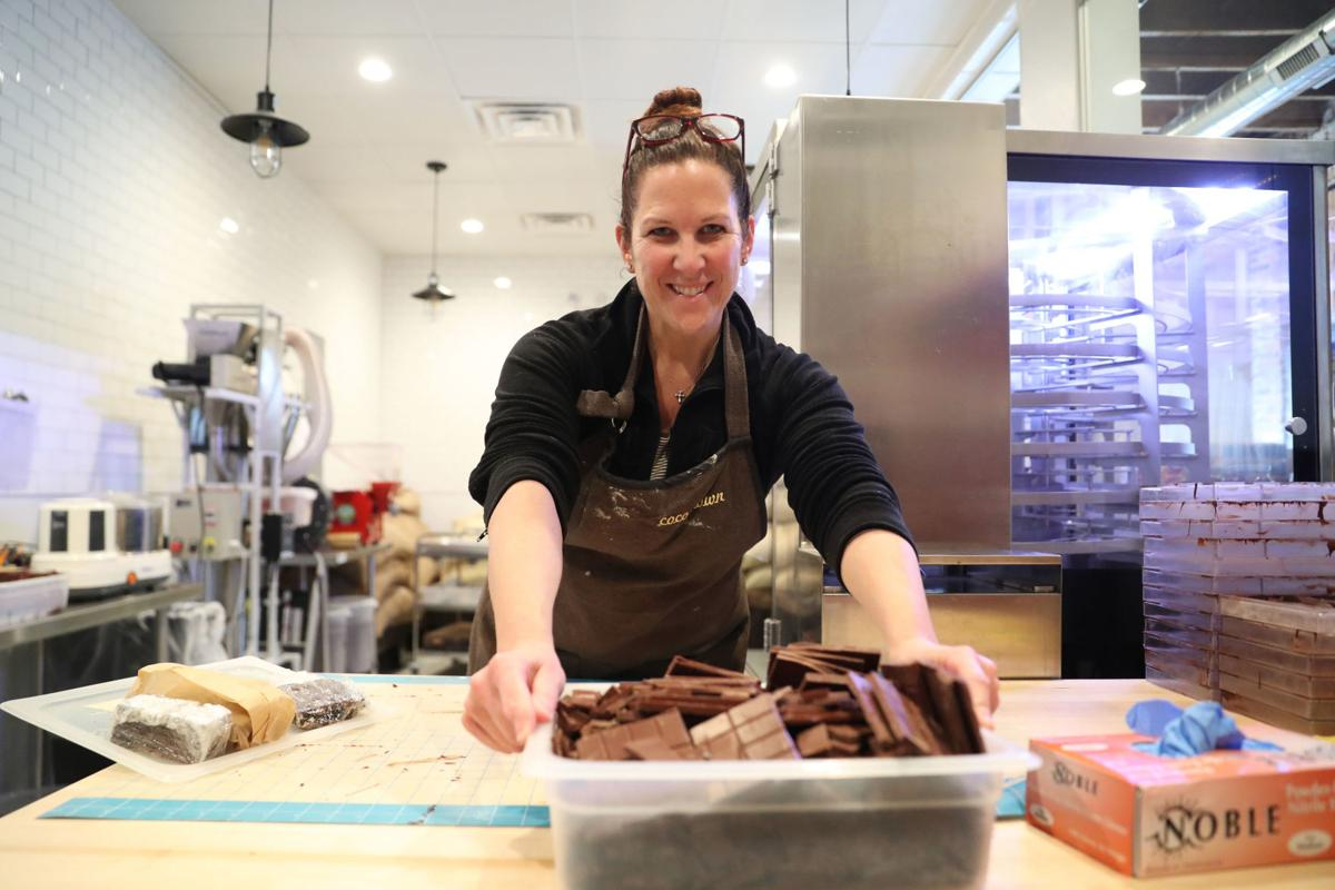 MADE Chocolate set to open on Friday