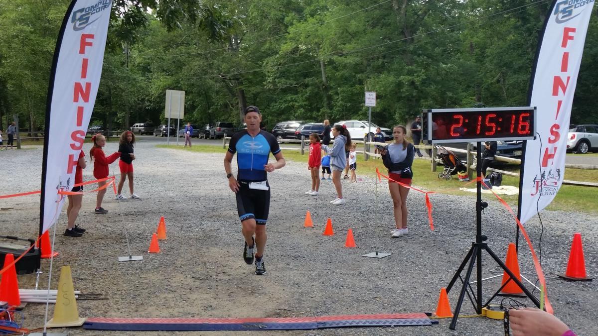 HAM Lenape triathlon 0712-2