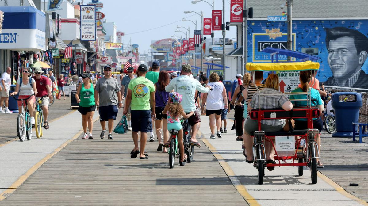 Wildwood Boardwalk 4