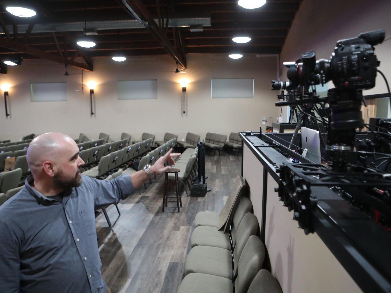 Local Christian churches use social media to send messages far beyond doors