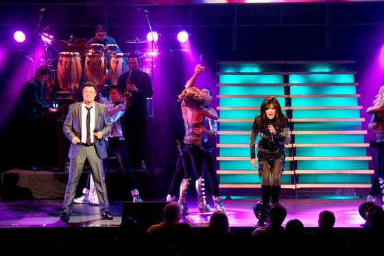 Donny & Marie back with impressive show at Caesars