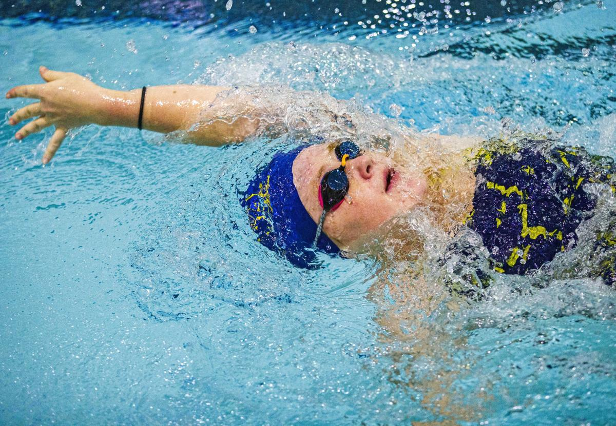 Holy Spirit Girls Swimming Preview