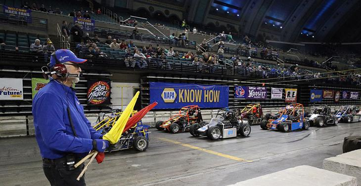 Midget Car Races 50