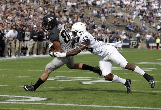 Manny Bowen (Barnegat) – Penn State