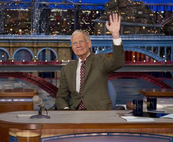 Letterman says, 'Goodbye'