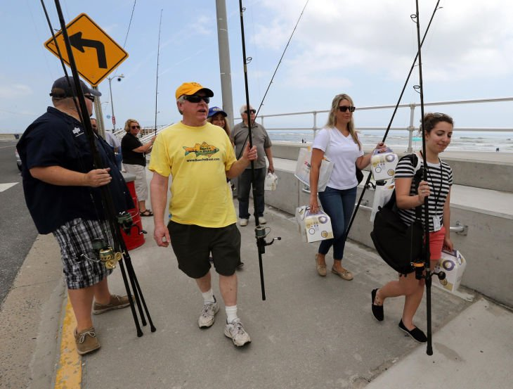 Best of the press june 13 2014 photo galleries for Wildwood fishing charters