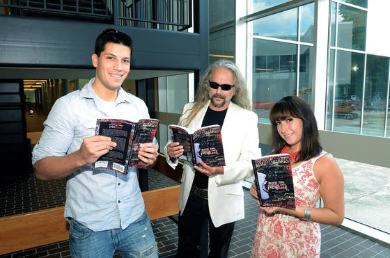 Stockton students see their 'True Blood' essays turned into a book