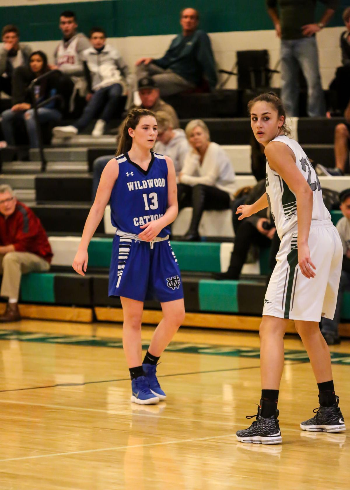 mainland catholic girl personals Mainland girls top gloucester catholic in dramatic double overtime  the gloucester catholic and mainland girls' basketball game was a meeting between two.