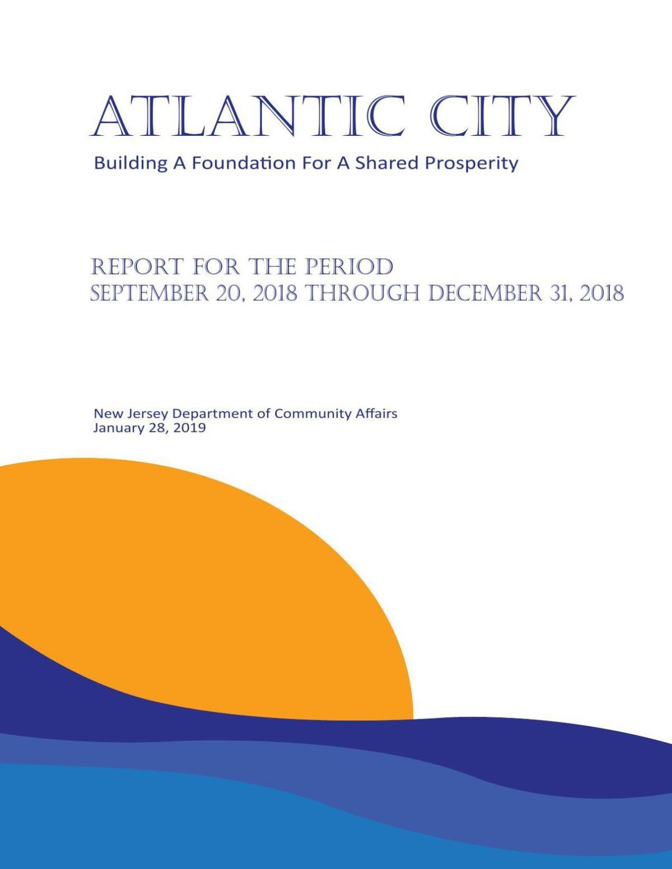 Quarterly Atlantic City Report