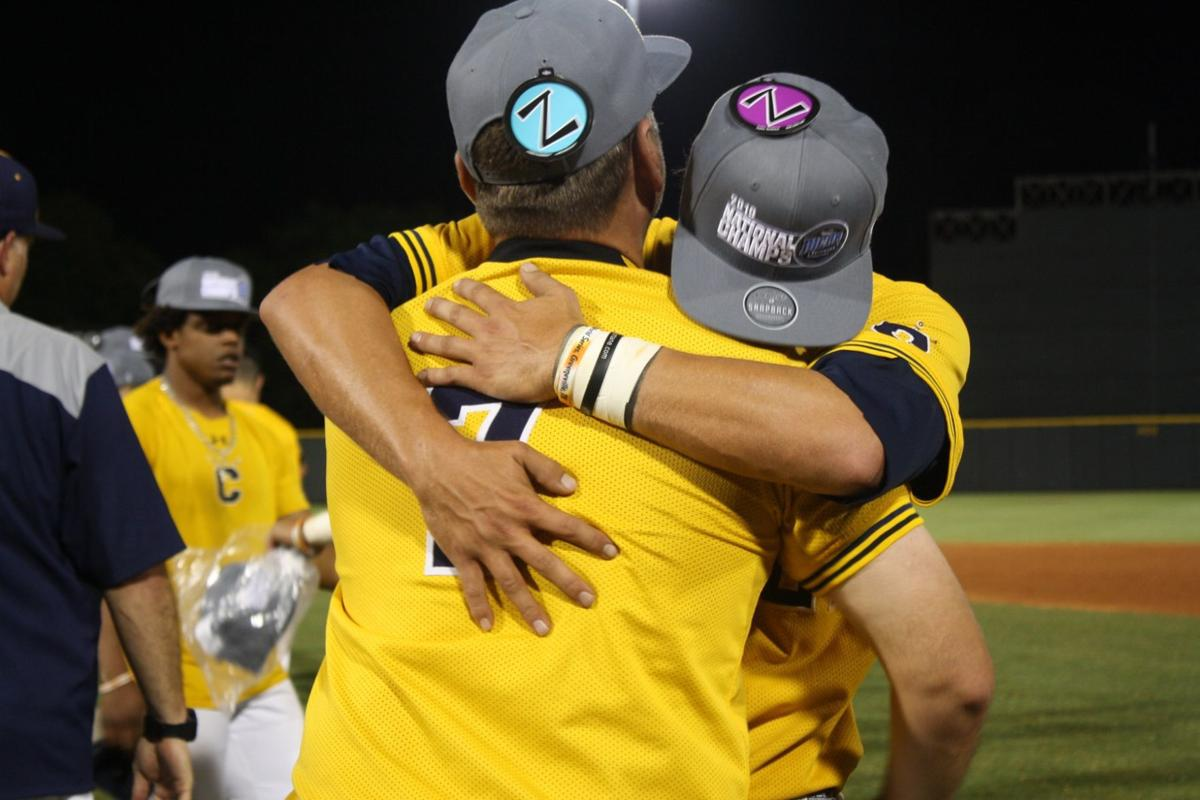 Cumberland County College wins World Series title