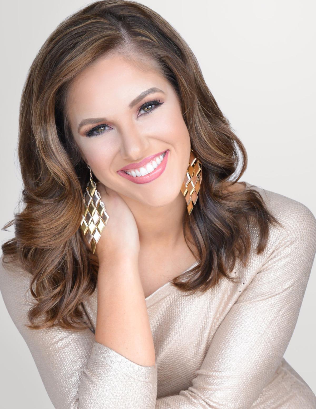 Miss Arkansas 2017 Maggie Benton