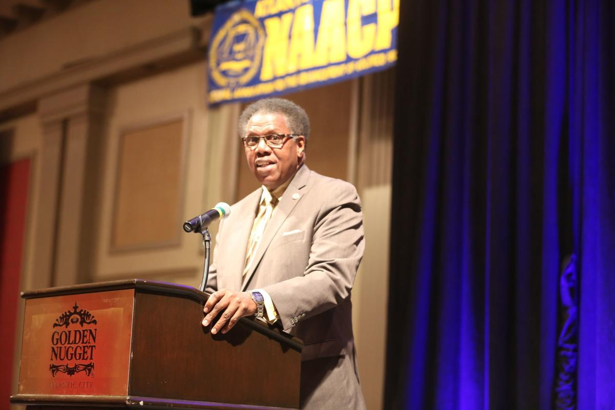NAACP honors Tyner, community members during annual awards breakfast