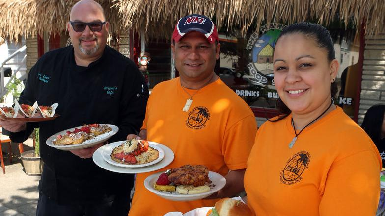 Say 'aloha' to O.C.'s new Hawaiian Food Shack