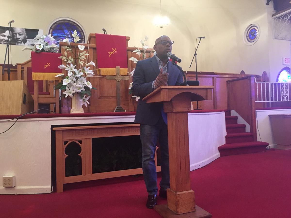 Rev R. Fulton Hargrove II
