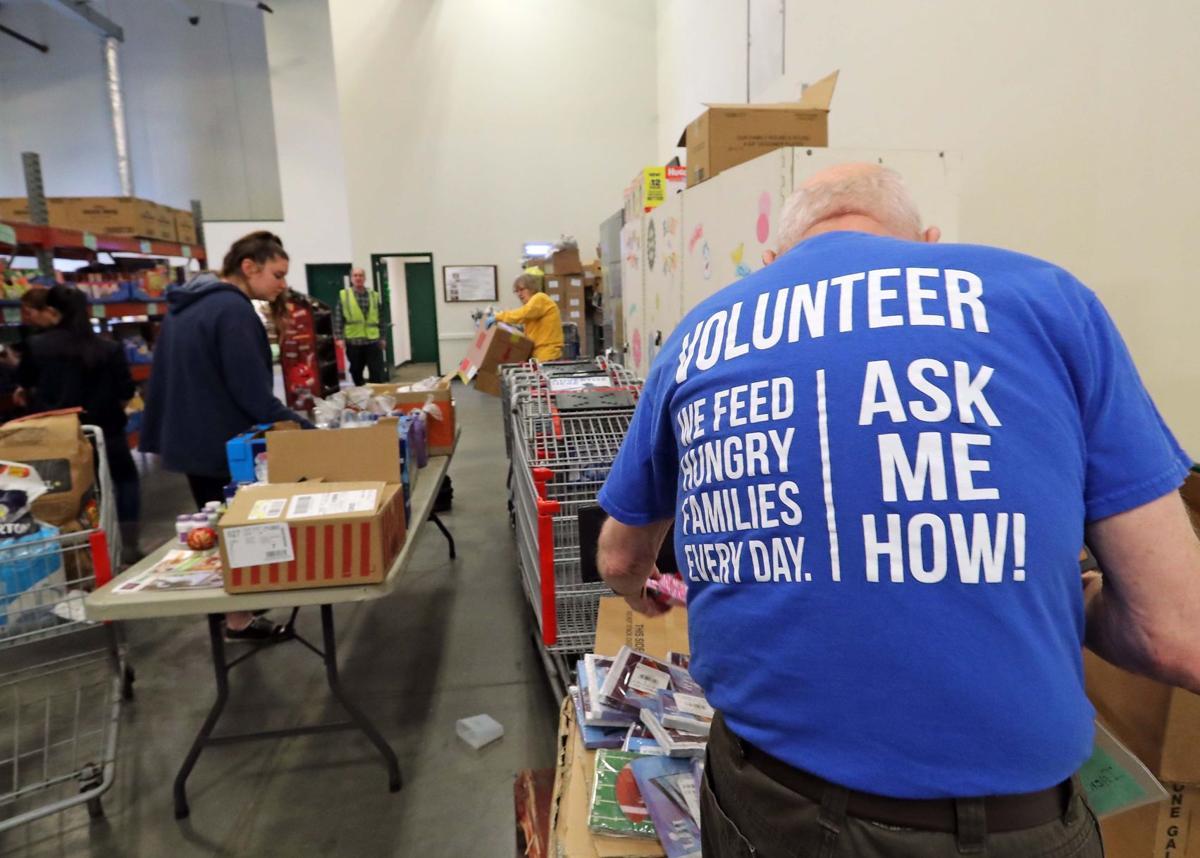 Community FoodBank of NJ needs volunteers