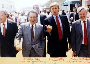 Donald Trump In Atlantic City Jackpot Or Crackpot