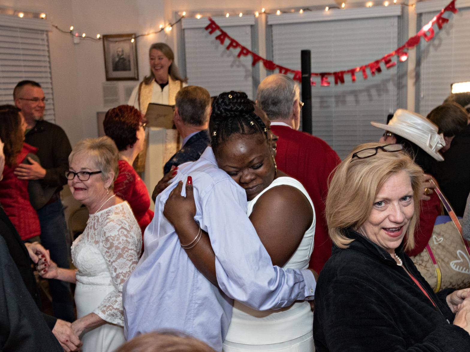 PHOTOS of the Absecon Lighthouse's Valentine's vow-renewal ceremony