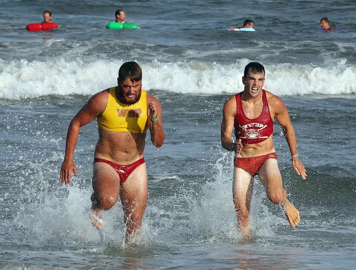 Beachen Callahan Lifeguard Races