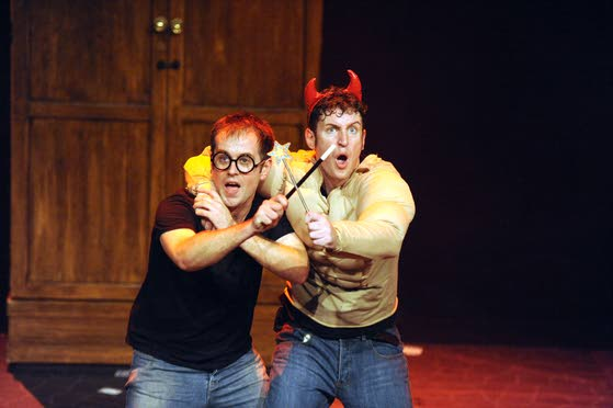 'Harry Potter' parody at Levoy Theatre among events At The Shore Today
