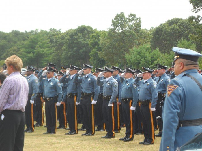Millville police officer Christopher Reeves laid to rest ...