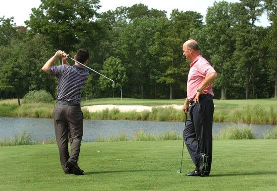 At the Cutting Edge: Blue Heron Pines Golf Club's innovations keep it fresh
