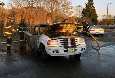 Egg Harbor Township man ticketed after Black Horse Pike crash sets