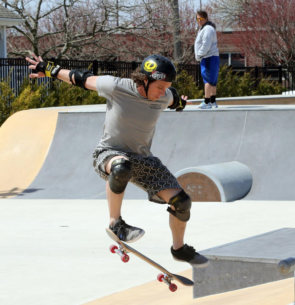 For South Jersey skateboarders age just means