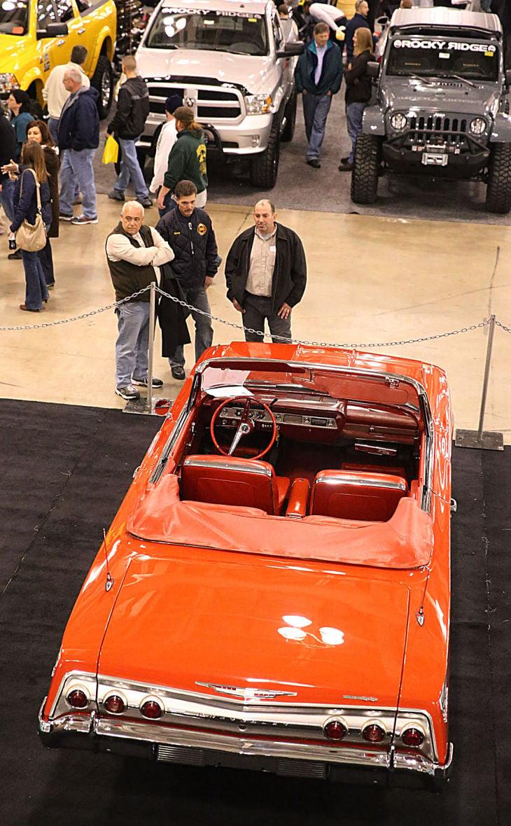 Atlantic City Classic Car Auction