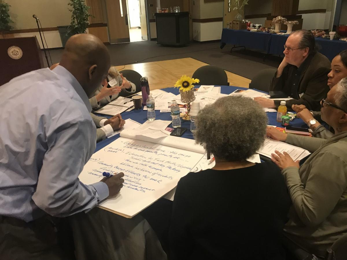 Atlantic City social service workshop