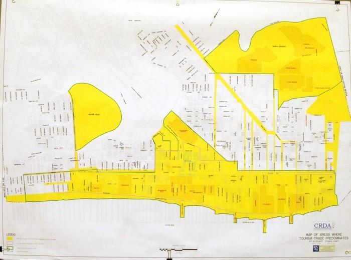 State defines boundaries for Atlantic City Tourism District