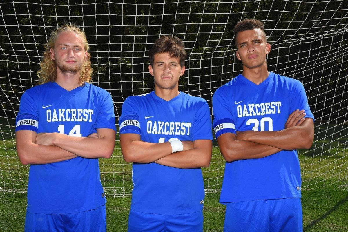 Oakcrest soccer