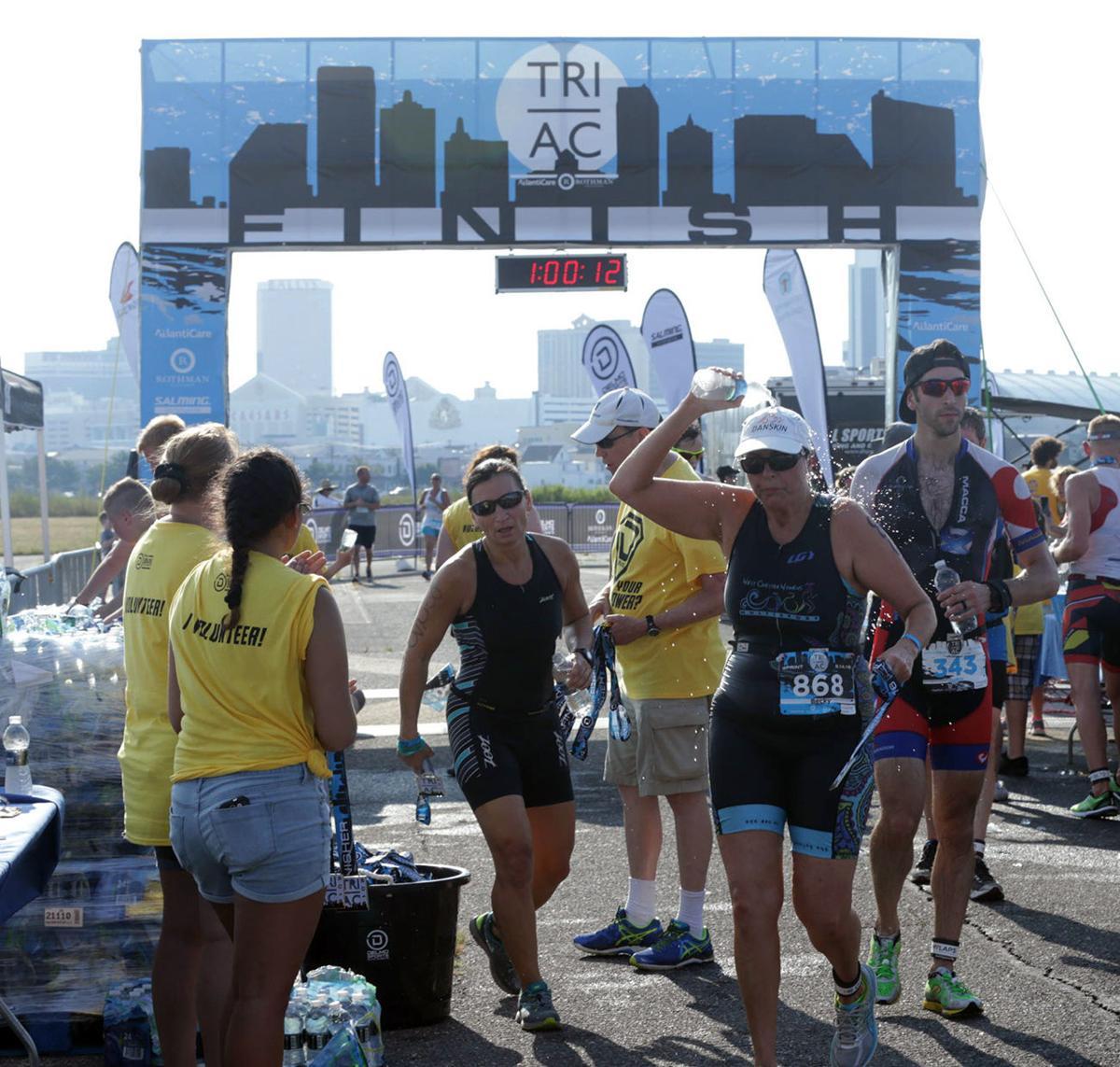 Aug   Triathlon Atlantic City