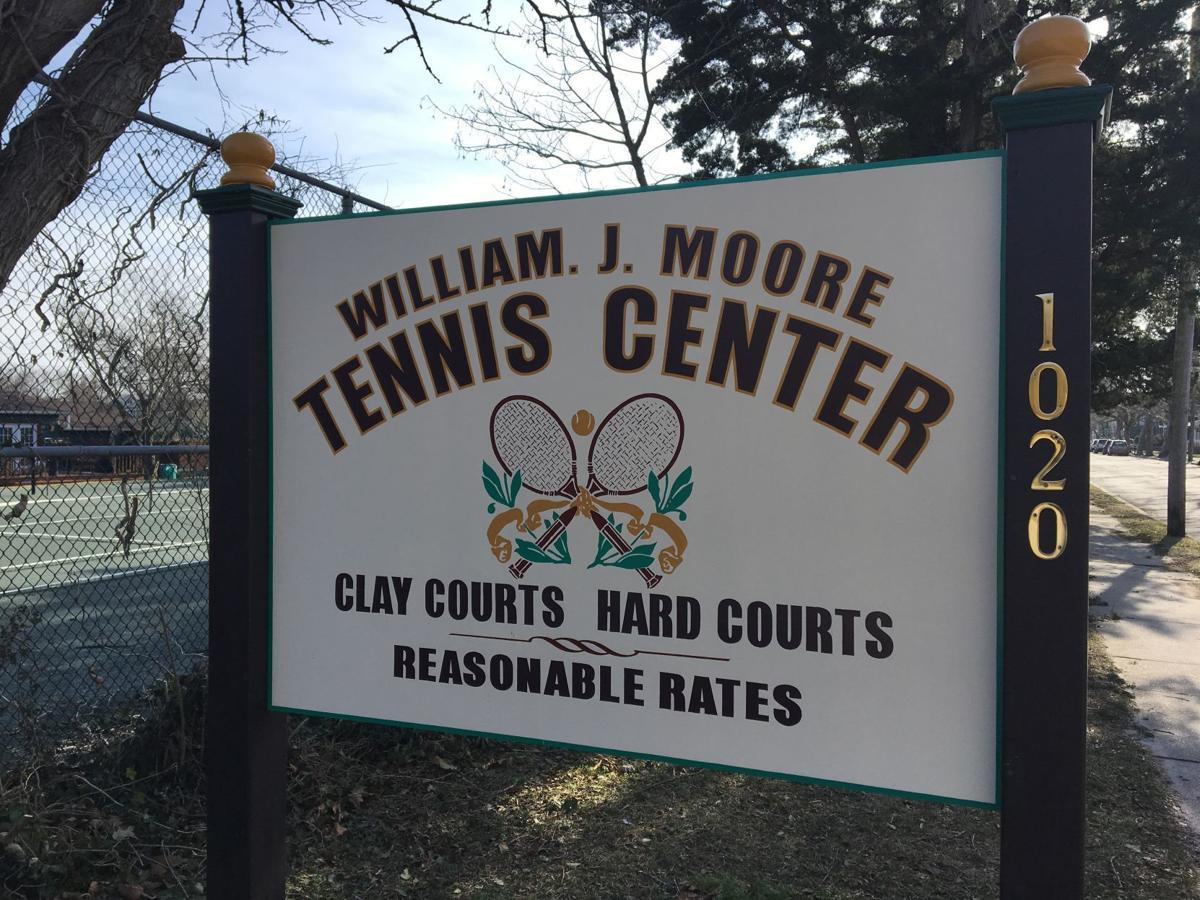 William J. Moore Tennis Center