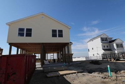 Mystic Island Homes Rebuild