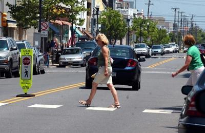 Shore crosswalks oc