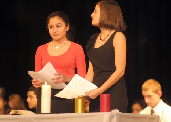 World Language Honor Society gets 57 new members at Absegami