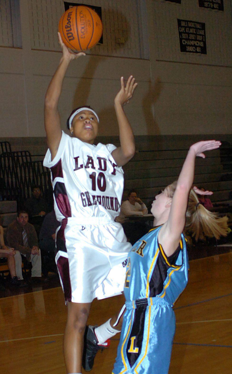 Aminah Davis, Basketball, 2007