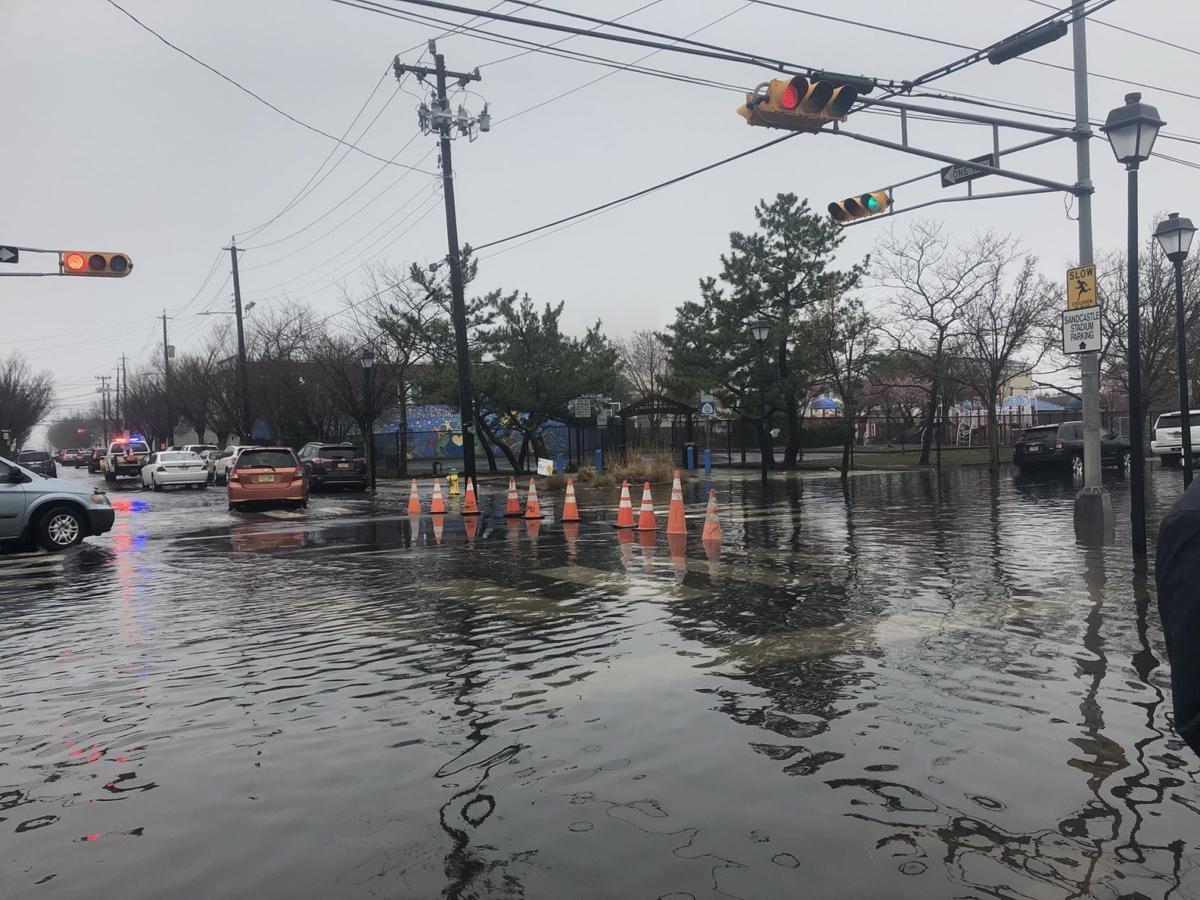 A.C. flooding