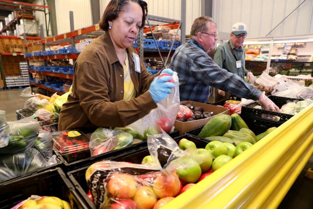 Community Food Bank Pleasantville Nj