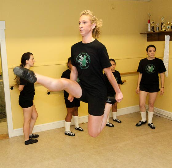 Emerald Isle Dance Academy in EHT makes impact at Irish Dance nationals