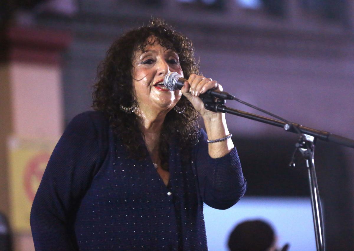 Maria Muldaur in Atlantic City