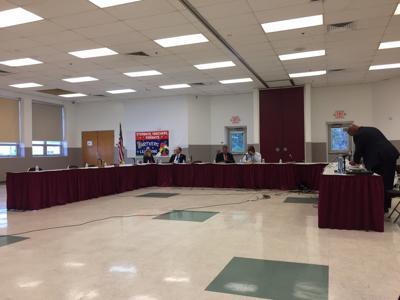 Pleasantville board of education no quorum