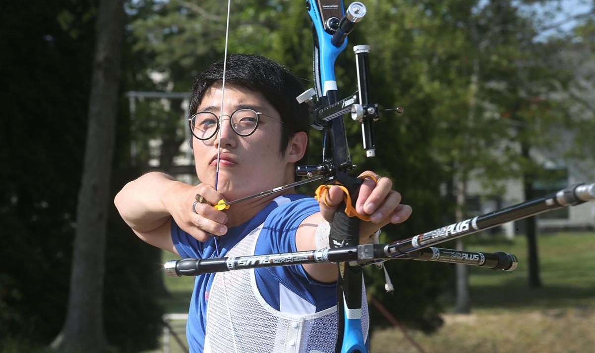 Atlantic Cape archer