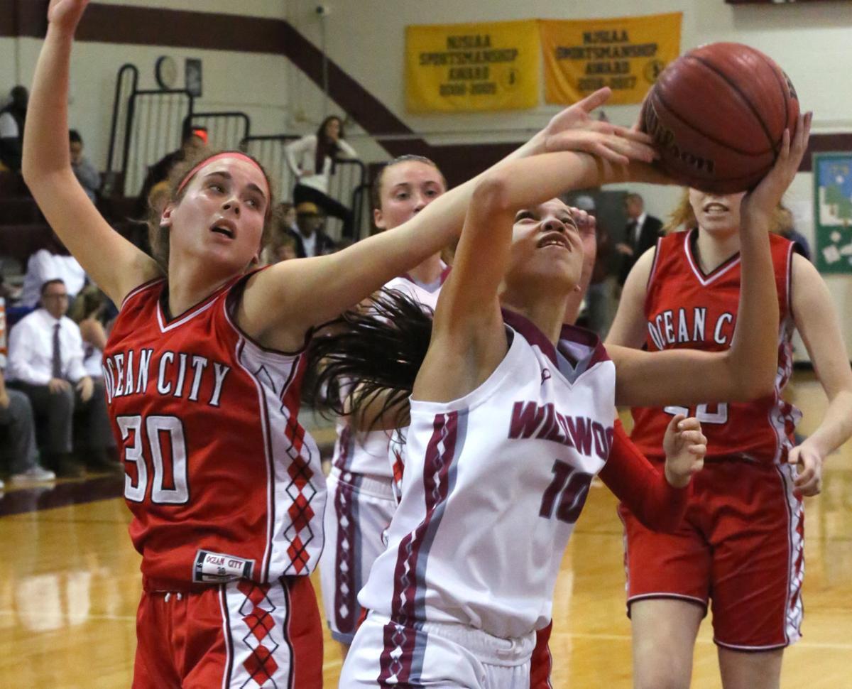 Wildwood Ocean City Girls Basketball