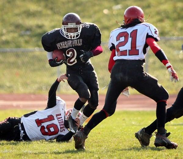 OC Pleasantville Football Game