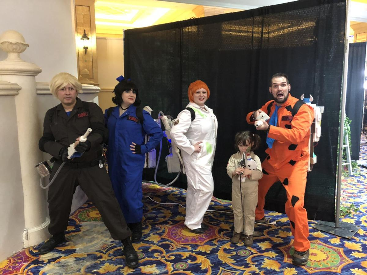 SEEN at New Jersey Horror Con and Film Festival at Showboat